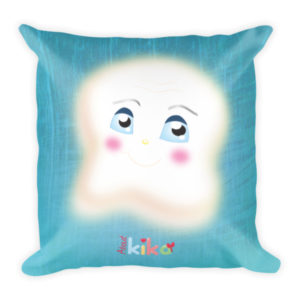 AboutKika Cloud 3 – Square Pillow
