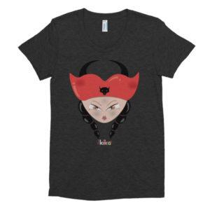 Women's short sleeve soft t-shirt – Taurus Zodiac