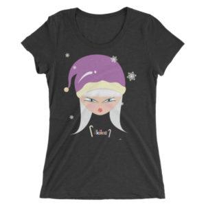 AboutKika Lil'Girl 1 – Ladies' short sleeve t-shirt