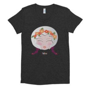 Women's short sleeve soft t-shirt – Virgin Zodiac