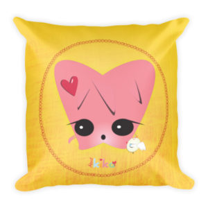 AboutKika Gummy – Square Pillow